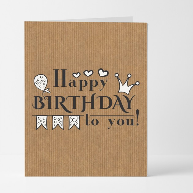 Hampers and Gifts to the UK - Send the Jester Birthday Card