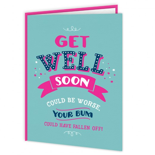 Hampers and Gifts to the UK - Send the Get Well Soon It Could Be Worse