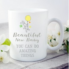 Hampers and Gifts to the UK - Send the Beautiful New Baby Mug
