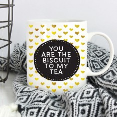 Hampers and Gifts to the UK - Send the The Biscuit to My Tea Mug