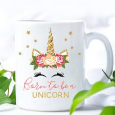Hampers and Gifts to the UK - Send the Born to Be a Unicorn