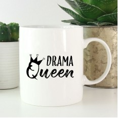 Hampers and Gifts to the UK - Send the Drama Queen Mug