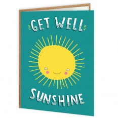 Hampers and Gifts to the UK - Send the Get Well Sunshine