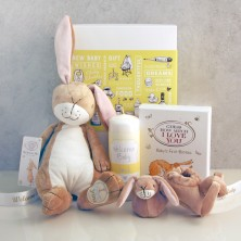 Guess How Much I Love You Welcome Baby Gift Set