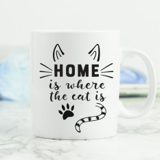 Hampers and Gifts to the UK - Send the Home is Where the Cat Is