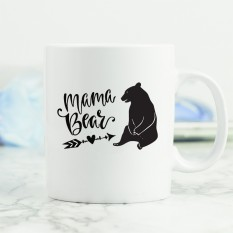 Hampers and Gifts to the UK - Send the Mama Bear Mug