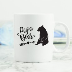 Hampers and Gifts to the UK - Send the Papa Bear Mug