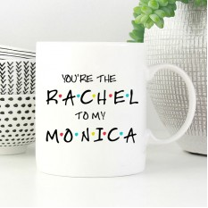 Hampers and Gifts to the UK - Send the The Rachel to My Monica Mug