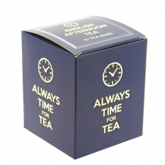 Hampers and Gifts to the UK - Send the New English Teas Always Time For Tea