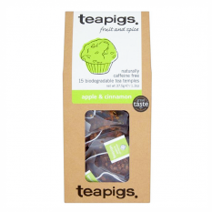 Hampers and Gifts to the UK - Send the Teapigs Apple and Cinnamon Tea