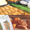 Hampers and Gifts to the UK - Send the Baked with Love Gouda & Chive