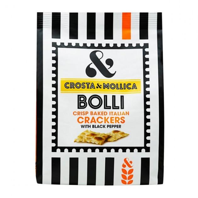 Hampers and Gifts to the UK - Send the Crosta & Mollica Oregano Crostini