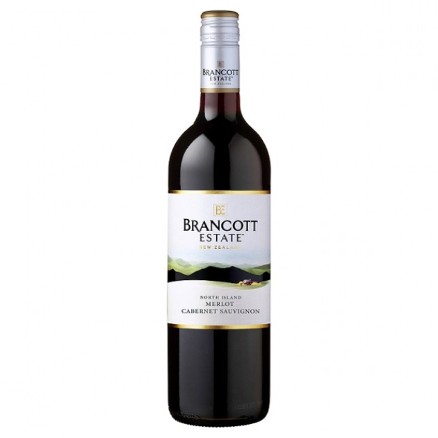 Hampers and Gifts to the UK - Send the Brancott Estate North Island Merlot Cabernet Sauvignon - 75cl