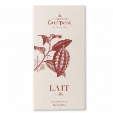 Hampers and Gifts to the UK - Send the Café-Tasse Lait Chocolate Bar