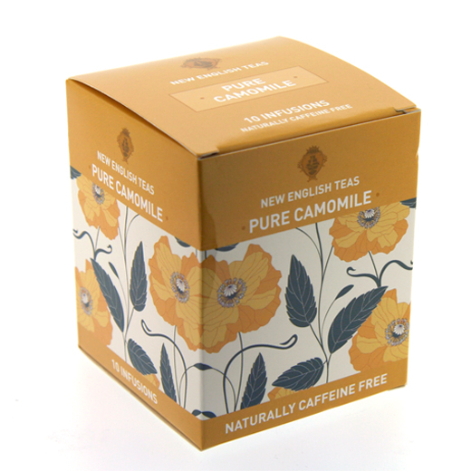 Hampers and Gifts to the UK - Send the New English Teas Pure Camomile Tea