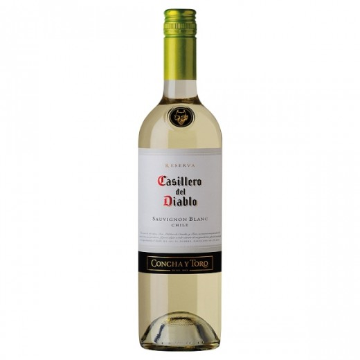 Hampers and Gifts to the UK - Send the Casillero del Diablo Sauvignon Blanc - 75cl