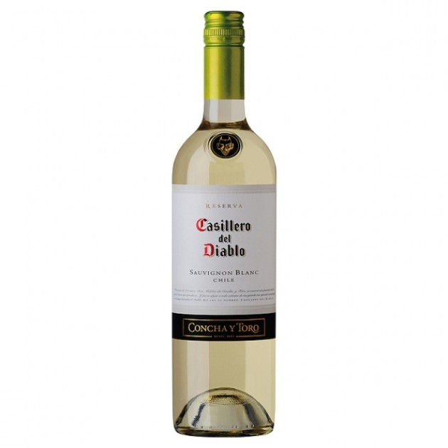 Hampers and Gifts to the UK - Send the Casillero del Diablo Sauvignon Blanc - 75cl