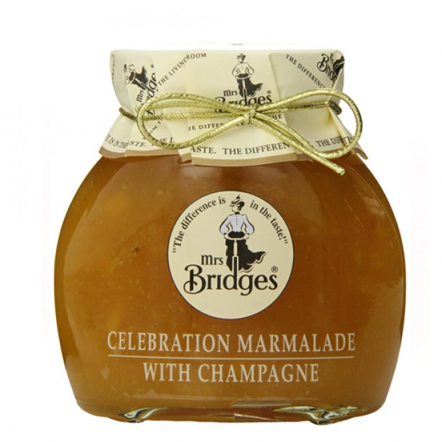 Hampers and Gifts to the UK - Send the Mrs Bridges Celebration Marmalade