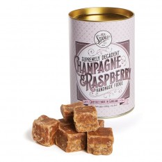 Hampers and Gifts to the UK - Send the Mr Stanley's Champagne & Raspberry Fudge