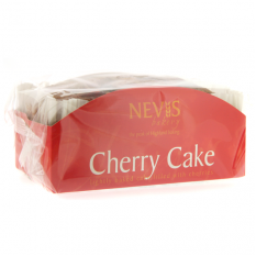 Hampers and Gifts to the UK - Send the Nevis Cherry Cake - 300g