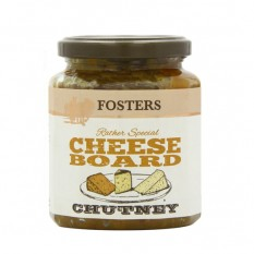 Hampers and Gifts to the UK - Send the Fosters Cheese Board Chutney