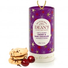 Hampers and Gifts to the UK - Send the Dean's Cherry & Dark Cherry Shortbread