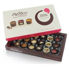 Hampers and Gifts to the UK - Send the Lily O'Brien's Dessert Collection