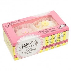 Hampers and Gifts to the UK - Send the Patisserie De Bain English Tea Room Tartlettes