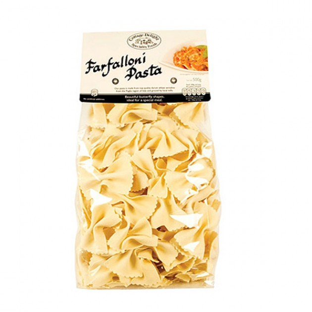 Hampers and Gifts to the UK - Send the Farfalloni Pasta