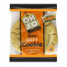 Hampers and Gifts to the UK - Send the Oh So Scrummy Cookie  -  Oaty