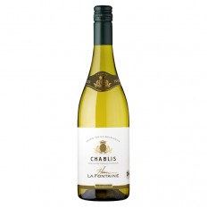 Hampers and Gifts to the UK - Send the Henri La Fontaine Chablis - 75cl