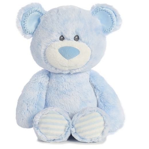 Hampers and Gifts to the UK - Send the Aurora's Huggies Baby Blue Bear