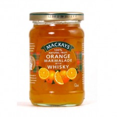 Hampers and Gifts to the UK - Send the Mackays Orange Marmalade with Whisky