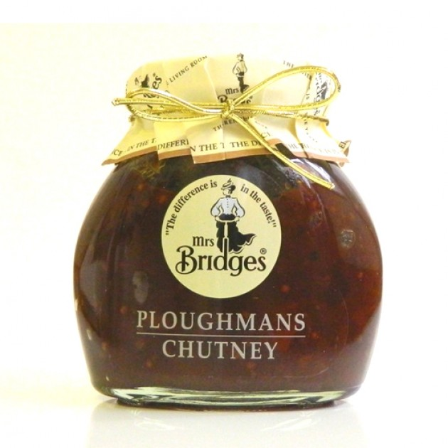 Hampers and Gifts to the UK - Send the Mrs Bridges Ploughmans Chutney