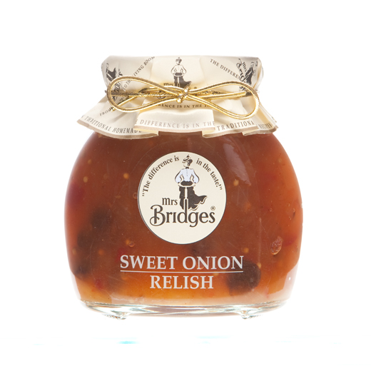 Hampers and Gifts to the UK - Send the Mrs Bridges Sweet Onion Relish