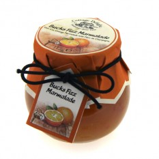 Hampers and Gifts to the UK - Send the Cottage Delight Bucks Fizz Marmalade
