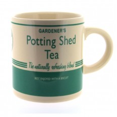 Hampers and Gifts to the UK - Send the Gardener's Potting Shed Gift Mug