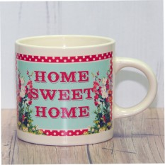 Hampers and Gifts to the UK - Send the Home Sweet Home Gift Mug