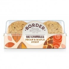 Hampers and Gifts to the UK - Send the Border Biscuits - Pecan and Maple Syrup