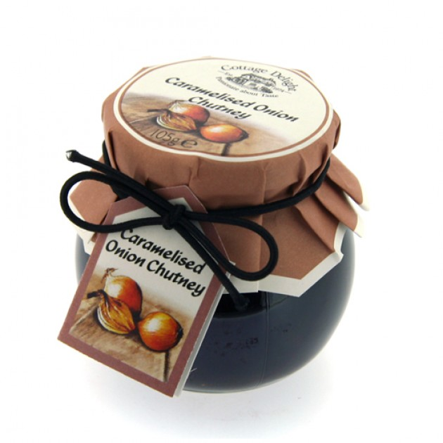 Hampers and Gifts to the UK - Send the Cottage Delight Caramelised Onion Chutney