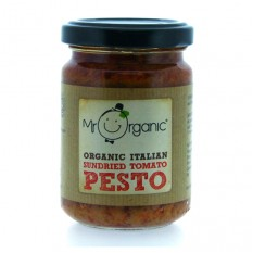 Hampers and Gifts to the UK - Send the Mr Organic Italian Tomato Pesto