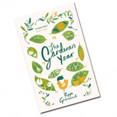 Hampers and Gifts to the UK - Send the The Gardener's Year Book