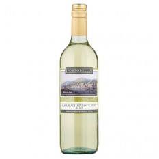 Hampers and Gifts to the UK - Send the Portobello Catarratto Pinot Grigio - 75cl