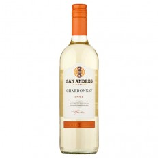 Hampers and Gifts to the UK - Send the San Andres Chardonnay - 75cl