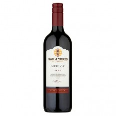 Hampers and Gifts to the UK - Send the San Andres Merlot - 75cl