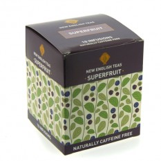 Hampers and Gifts to the UK - Send the New English Teas Superfruit Tea