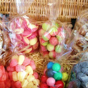 Hampers and Gifts to the UK - Send the Pick 'n' Mix Sweets