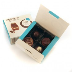 Hampers and Gifts to the UK - Send the Lily O'Brien's Chocolate Tasting Collection