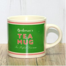 Hampers and Gifts to the UK - Send the Gentleman's Tea Gift Mug