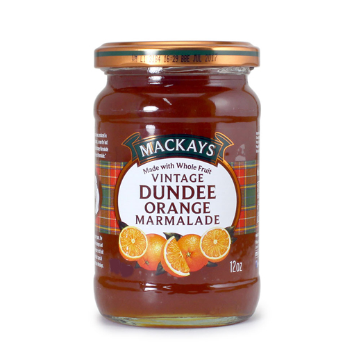 Hampers and Gifts to the UK - Send the Mackays Vintage Dundee Orange Marmalade